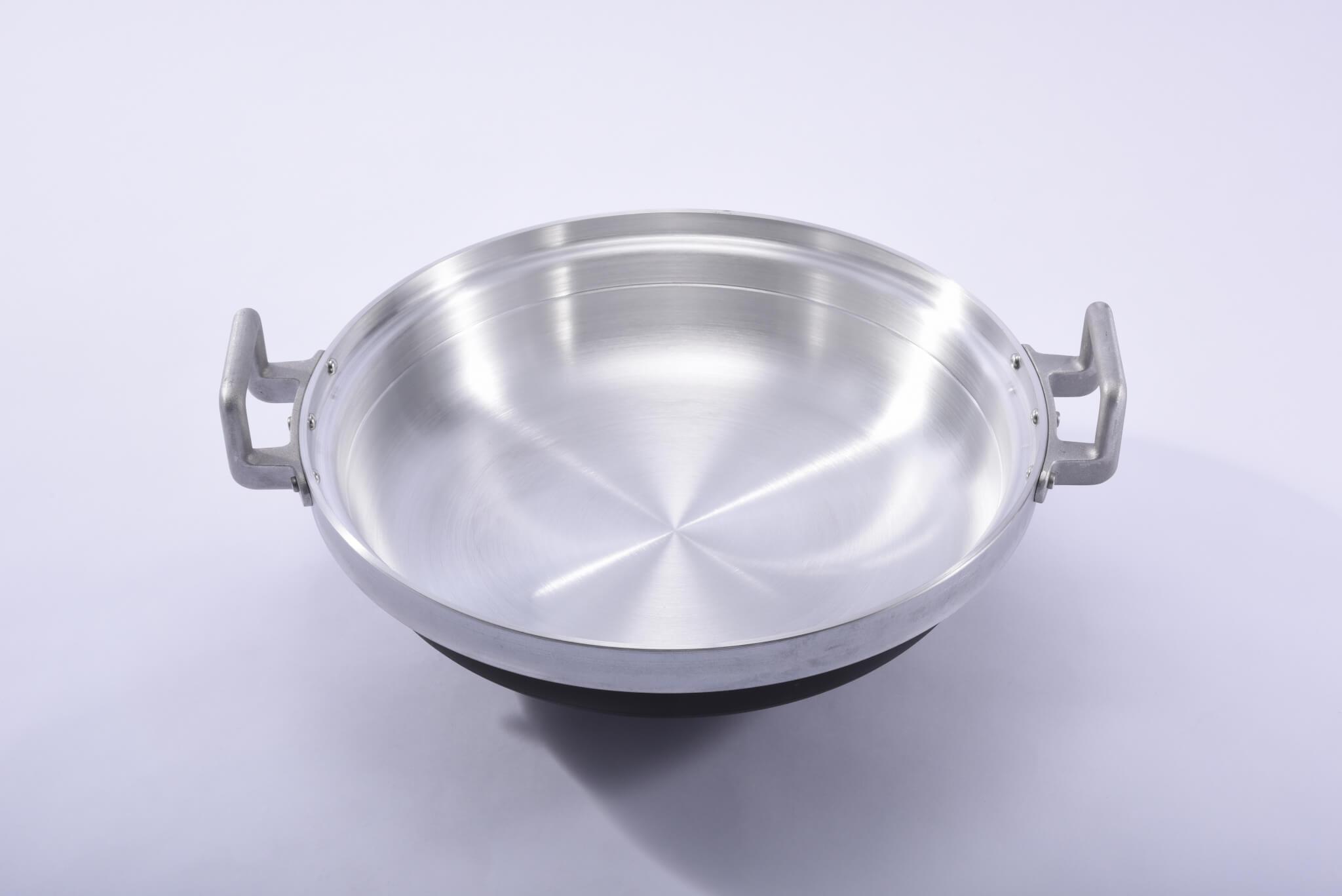 アルミ天ぷら鍋