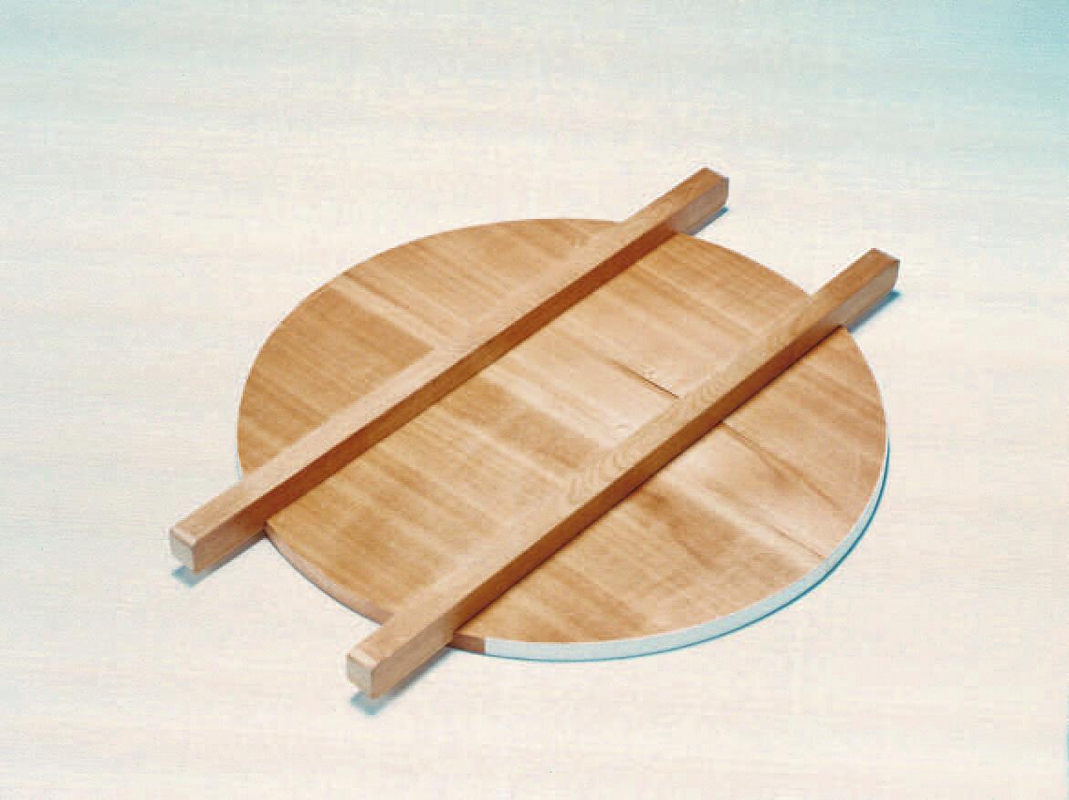 木製釜フタ Φ600