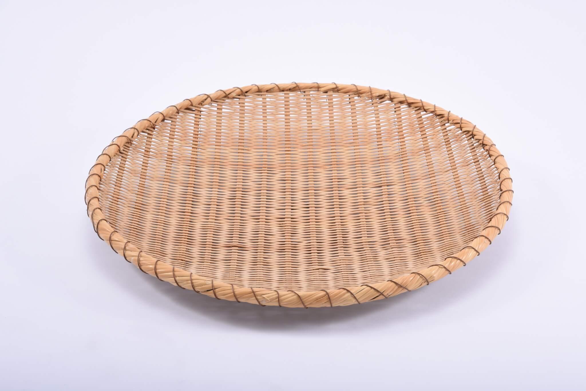 竹製ためざる